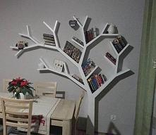 Półka jak drzewo 210x210 PLUS