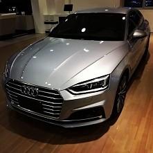 Nowe Piękno *.* Audi A5 Spo...
