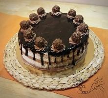 Tort Ferrero w wykonnianiu Cioci Soni
