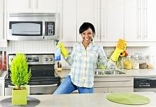 Poradnik Pani domu: Sprząta...