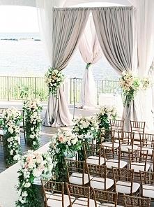 Oprawa sali weselnej ♥