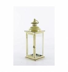Lampion metalowy w stylu vi...