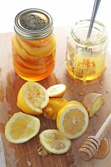 HONEY LEMON GINGER JAR - NATURAL COLD & FLU REMEDY