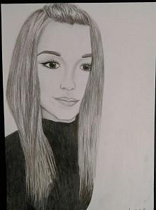 portret w moim wykonaniu :)