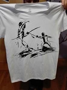 Koszulka dla brata, ręcznie...