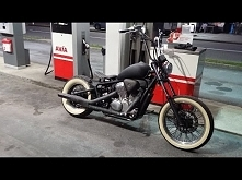 Honda Shadow Vt 600 Bobber ...