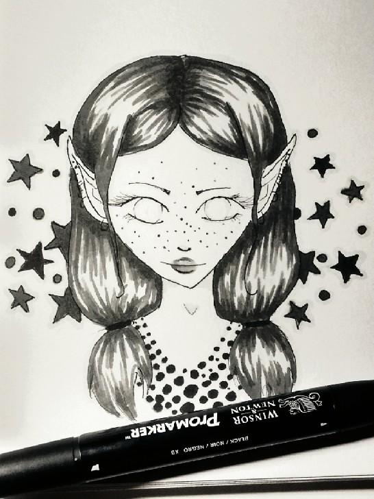 kolejny rysunek :D