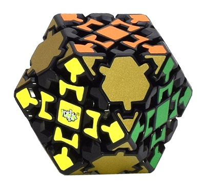 Lanlan Gear Tetrakaidecahedron - kto to ułoży :-)??