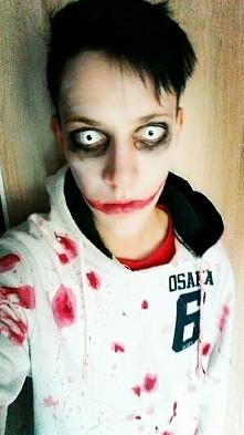 Mój cosplay Jeff the Killer :D
