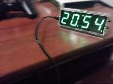DIY / Jak zrobić zegar elektroniczny 5v pod usb
