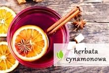 Herbatka cynamonowa