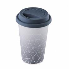 Kubek termiczny za 14zł? My jesteśmy na tak! Termosu nie zastąpi, ale za to jaki stylowy! Do przewożenia herbaty i kawy samochodem w sam raz! :)