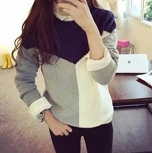Cudny sweterek <3**