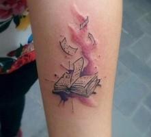 tattoo book ^^