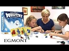 Duuuszki, gra rodzinna, Egmont - Challenge