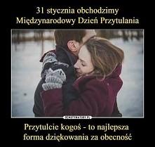 Przytulamy? :)