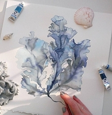 Beautiful watercolor works by Andrianovaj