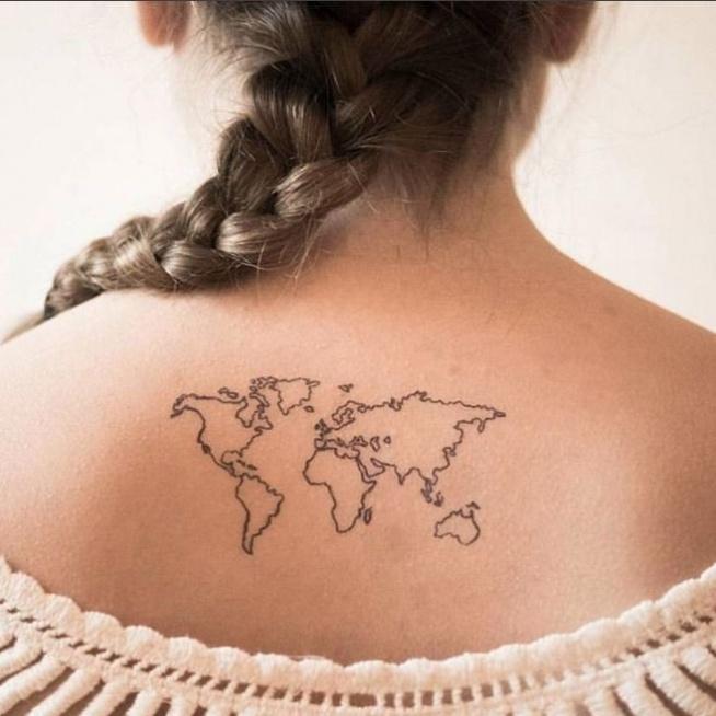 Przepiękny tatuaż!