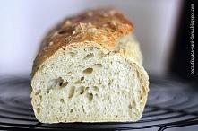 Pszenny chleb bez wyrabiani...