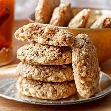 100 g płatków owsianych błyskawicznych* 90 g mąki zwykłej lub pełnoziarnistej lub bezglutenowej owsianej 1 i 1/2 łyżeczki proszku do pieczenia 1 i 1/2 łyżeczki mielonego cynamon...