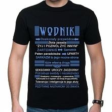 Koszulka dla wodnika