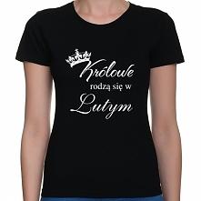 Koszulka królowe rodzą sie