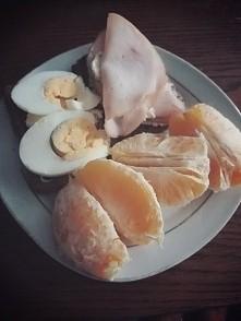Śniadanie i lecimy na trening :) Dobrego dnia wszystkim! :*