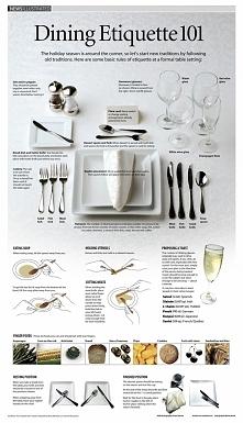 Jak nakrywać do obiadu
