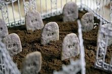 Ciasto cmentarz
