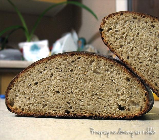 Pałanga - litewski jasny chleb żytnio-pszenny