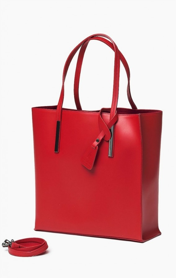 Torebka damska shopper bag