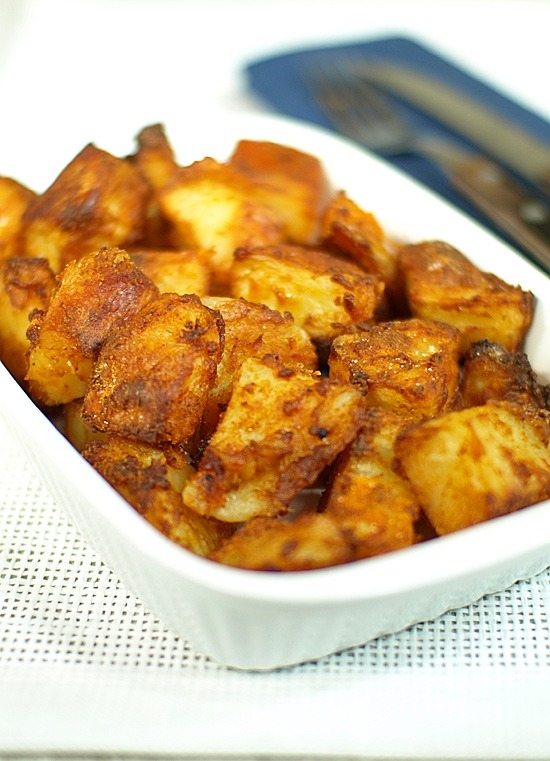 Ziemniaki zapiekane po gospodarsku, przepis po kliknięciu na zdjęcie