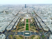 Widok z Wieży Eiffla :)