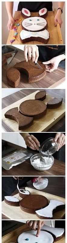 Ciasto-Zając, idealne na Wi...