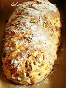 Pizza chleb, przepis po kliknięciu na zdjęcie