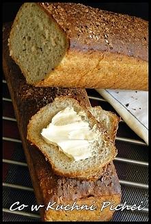 Najprostszy chleb bez zagniatania, przepis po kliknięciu na zdjęcie