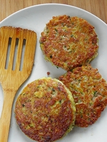 Placki ziemniaczane z mięse...
