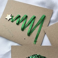kartki Bożonarodzeniowe DIY