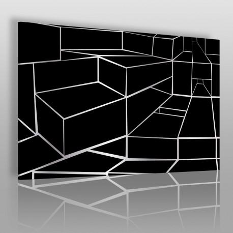Magia perspektywy - nowoczesny obraz do salonu