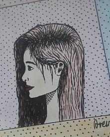 Dziewczyna z głowy w innym wydaniu