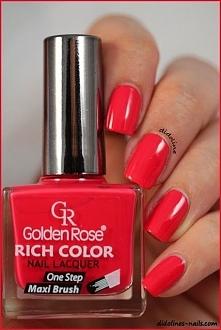 ca sądzicie o lakierach Golden Rose Rich Colour?