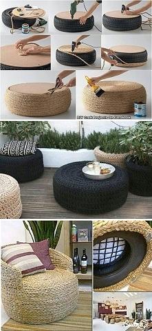 sofy ogrodowe ;)