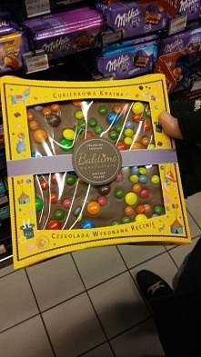 Ręcznie robiona czekolada. Wow!