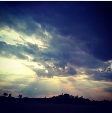 Piękne niebo ⛅
