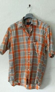 Koszula Męska w kratkę XL  ...