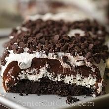 Deser czekoladowy bez pieczenia