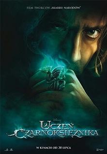 Uczeń czarnoksiężnika (2010) Nieśmiały nastolatek uczy się magii pod okiem doświadczonego czarodzieja.