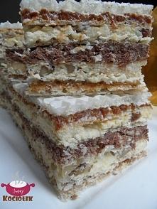 Wafel snickers  Przepis po kliknięciu w zdjęcie :)