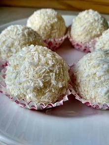 Praliny kokosowe  Przepis p...