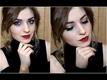 Makijaż na walentynki ♥ Valentine's Day Makeup
